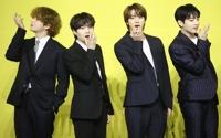 防彈少年團新歌發佈會