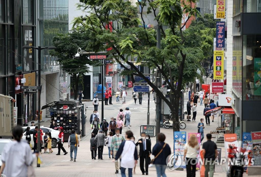 南韓或下月5日起實行新版防疫響應措施