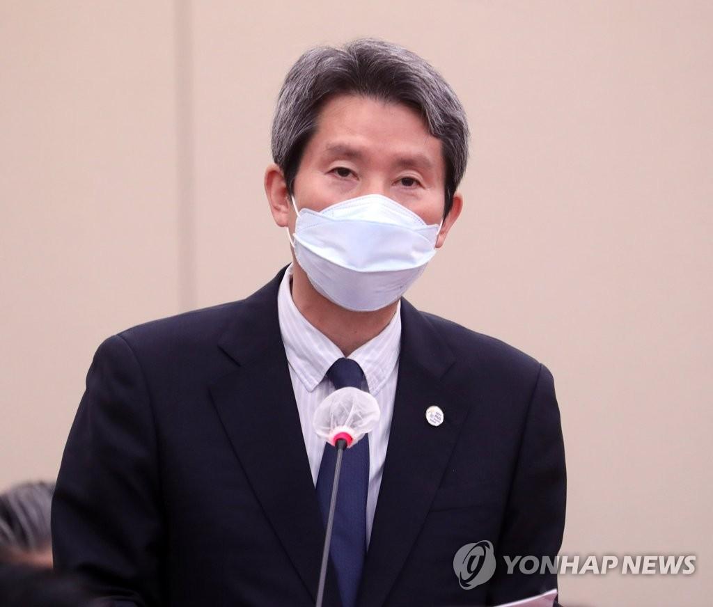 消息:韓統一部長官暫時擱置訪美計劃
