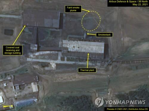 消息:朝鮮寧邊核設施還在運轉