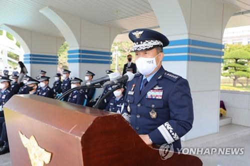 南韓空軍參謀總長就空軍性侵案引咎辭職