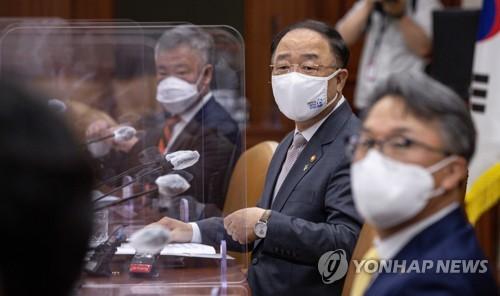 韓政府將考慮再編制補充預算提振經濟