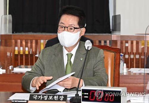 南韓情報首長:同朝方進行了務實溝通
