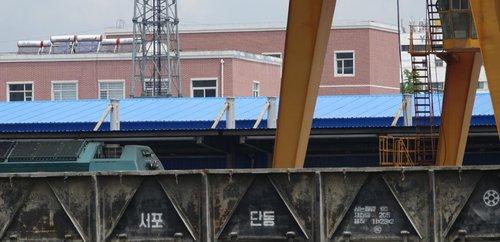 報告:朝鮮2020年貿易總額同比銳減73%