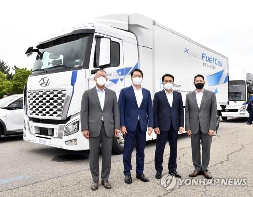 南韓氫能商業峰會正式成立