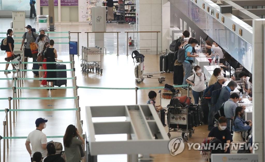 仁川機場恢復往日活力