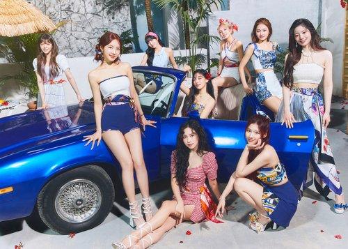 TWICE新輯躋身公告牌200強專輯榜第6