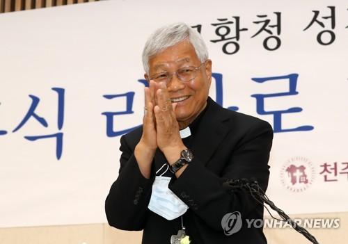 韓籍教皇廳部長能否為教皇訪朝發揮作用引關注