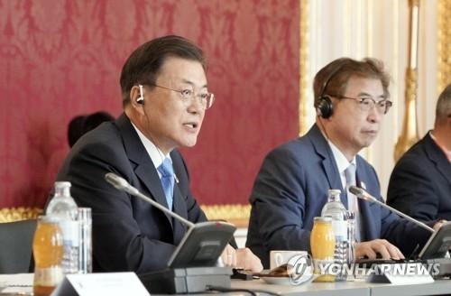 簡訊:文在寅稱若朝鮮同意將積極推進疫苗供應合作