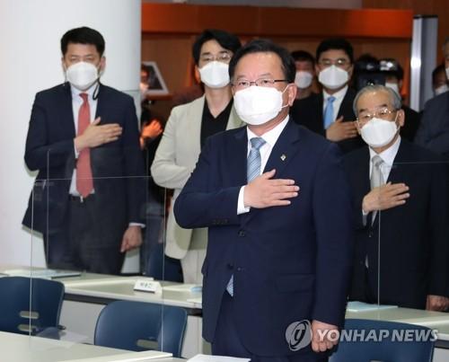 韓總理提議從人道主義項目入手推動韓朝合作