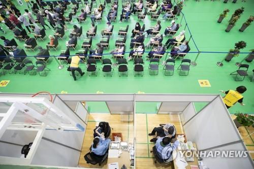 韓第二例接種疫苗後血栓並血小板低下病例死亡