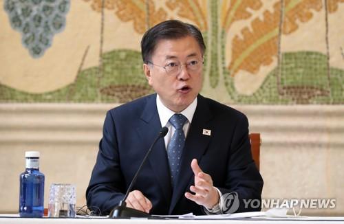 文在寅:望韓西在旅遊合作領域發揮引領作用