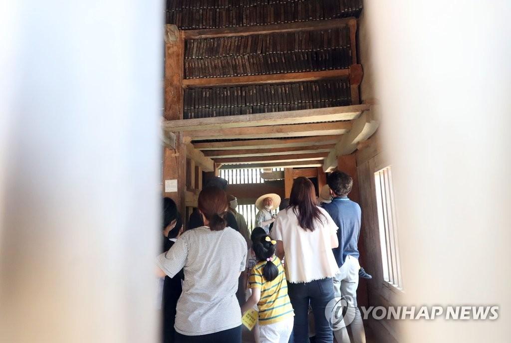 南韓國寶八萬大藏經770多年來首次開放參觀
