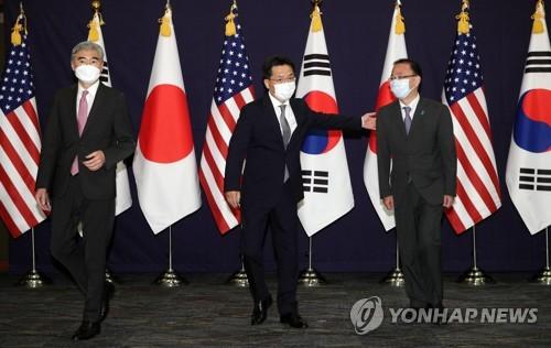 消息:韓美日對朝代表或下周在東京會晤