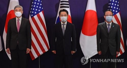 韓美日對朝代表下周在東京會晤