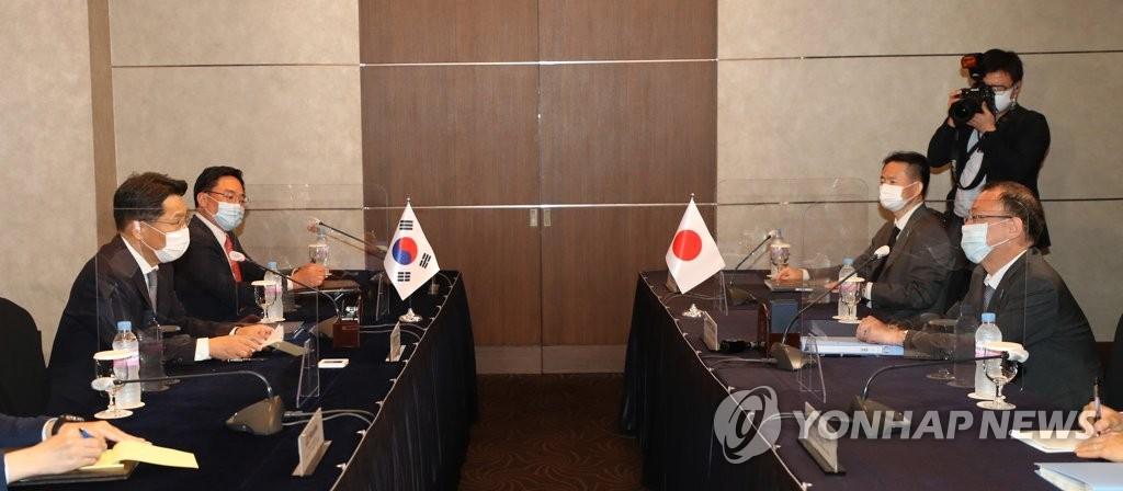 朝核問題磋商韓日代表會議