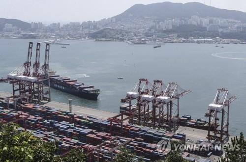 南韓7月前20天出口同比增32.8%