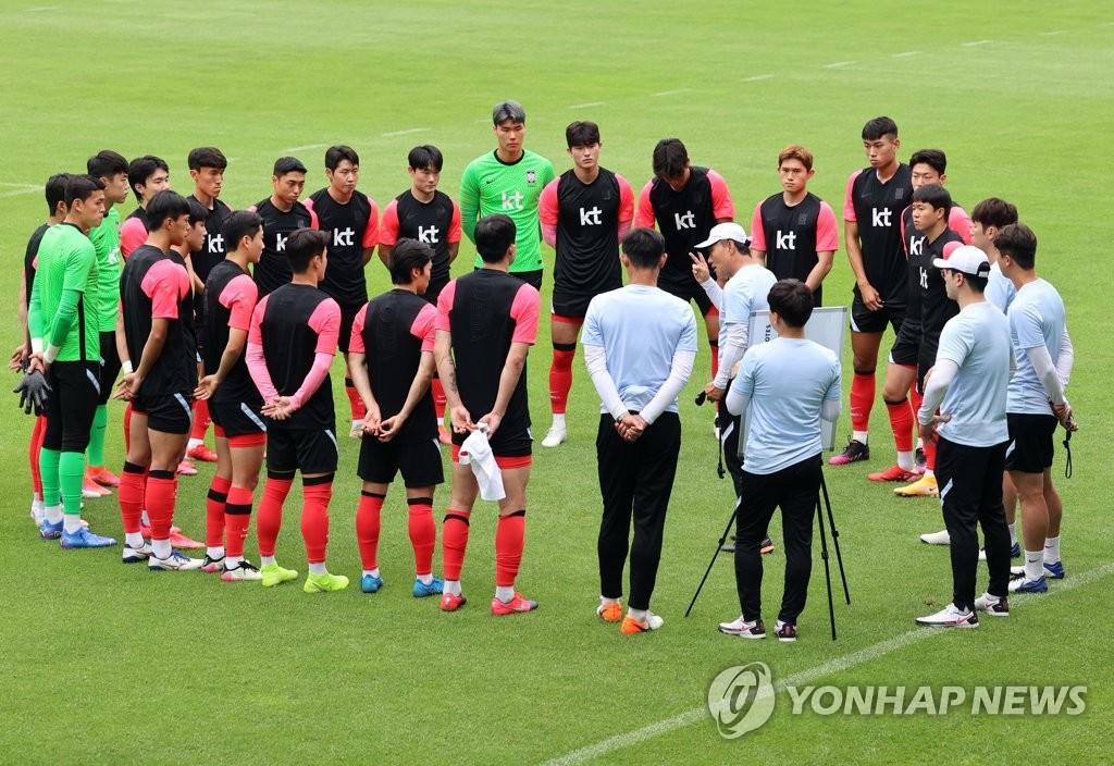 南韓奧運代表團各支隊伍陸續出征東京