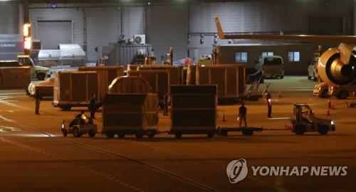 南韓直購輝瑞新冠疫苗中186.6萬劑到貨