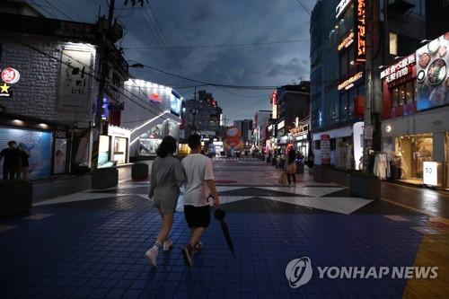韓防疫部門:首都圈確診病例未見明顯減少