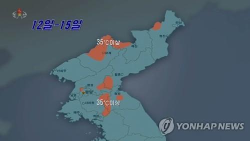 朝鮮多地出現酷暑天氣發佈高溫預警