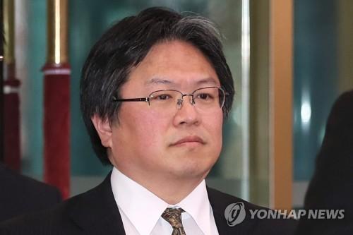 日本駐韓使館政務公使熊谷直樹獲任總括公使