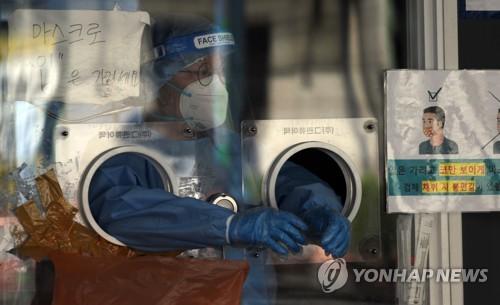 韓政府建議電視節目錄製人員事先自檢