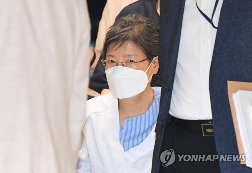 韓前總統樸槿惠為治病入住醫院