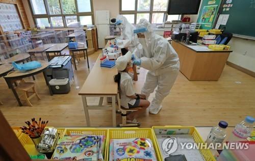 調查:韓六成家長有意讓未成年子女打新冠疫苗
