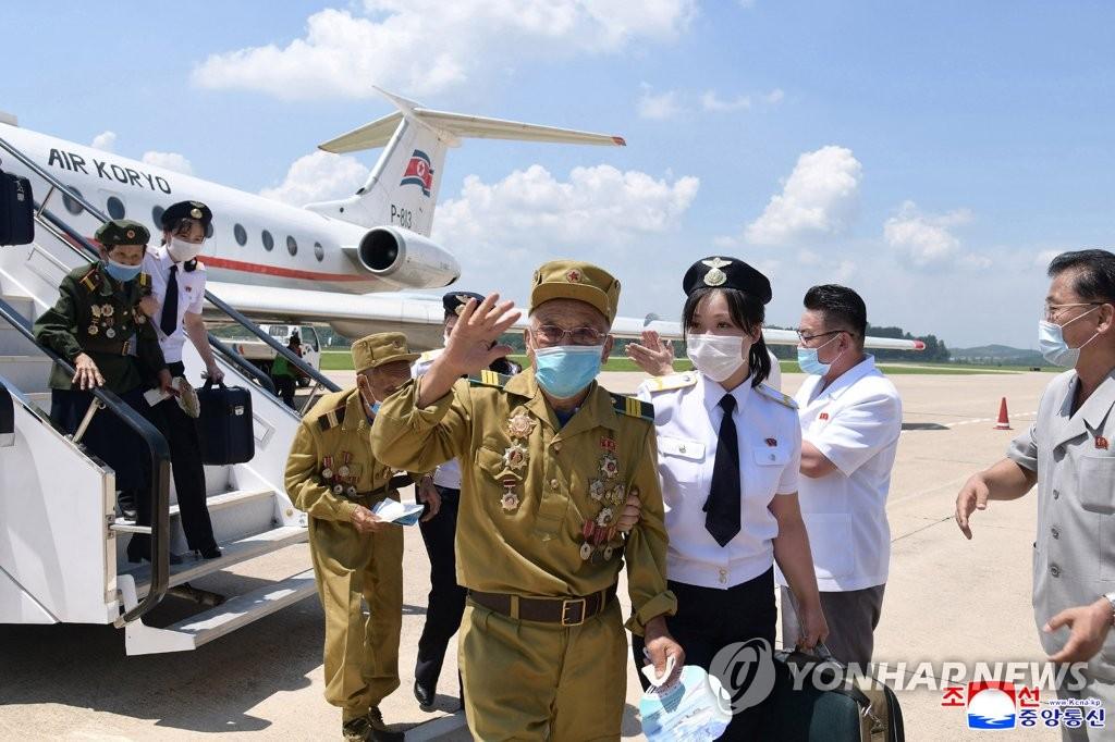 朝鮮連續兩年舉行全國老兵大會