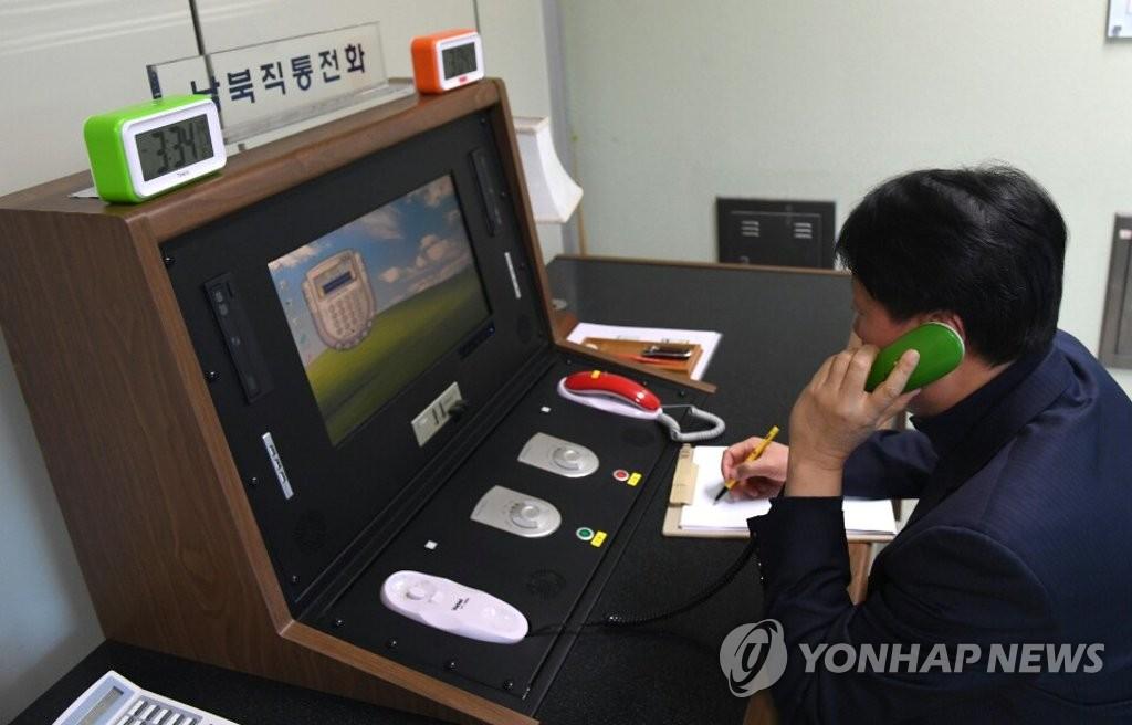 簡訊:朝鮮稱重啟聯絡渠道將有助於改善韓朝關係