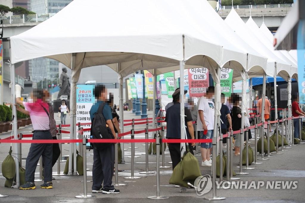 詳訊:南韓新增1442例新冠確診病例 累計199787例