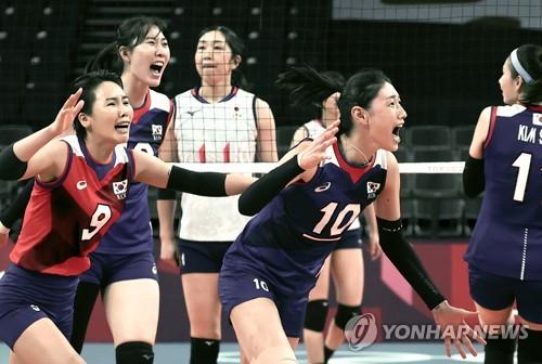 南韓女排名將金軟景暢談東奧精彩故事