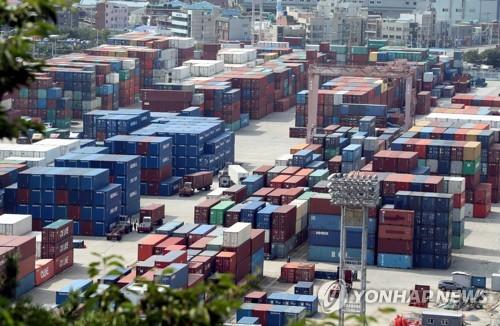 南韓8月前20天出口同比增40.9%