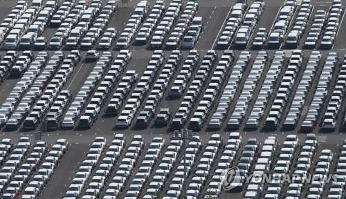 韓7月汽車生產出口內銷同比均減少