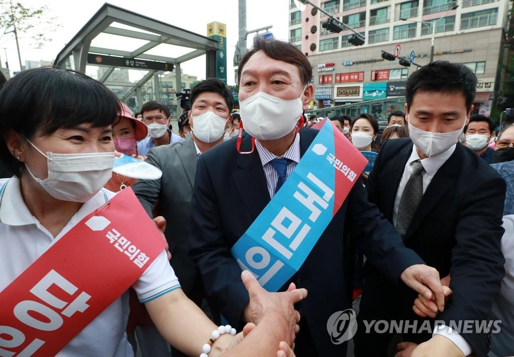 韓總統人選尹錫悅稱福島未核泄惹議