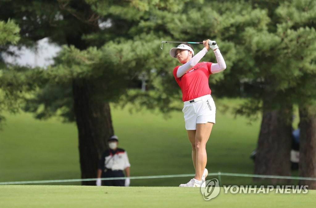 韓高球手高真榮波特蘭精英賽奪冠