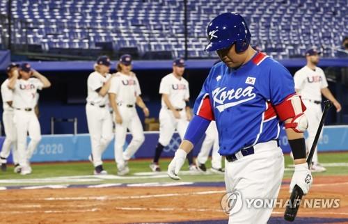 南韓棒球無緣決賽