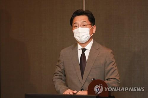 南韓對朝代表魯圭悳今啟程訪美