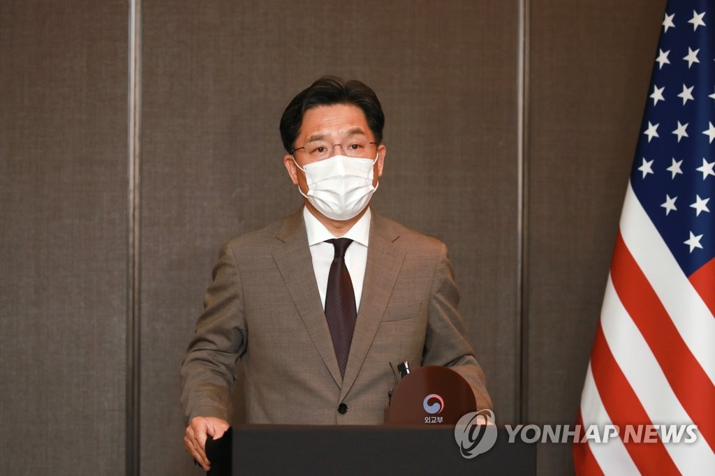 南韓對朝代表魯圭悳將訪美