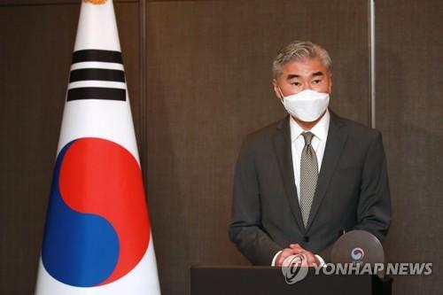 美對朝代表:願與韓方繼續探討終戰宣言