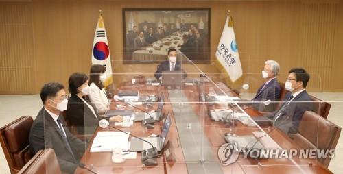 韓央行行長:加息是解決金融實體經濟失衡首步