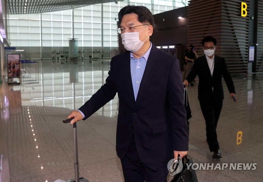 韓對朝代表:與美討論多領域對朝人道主義合作