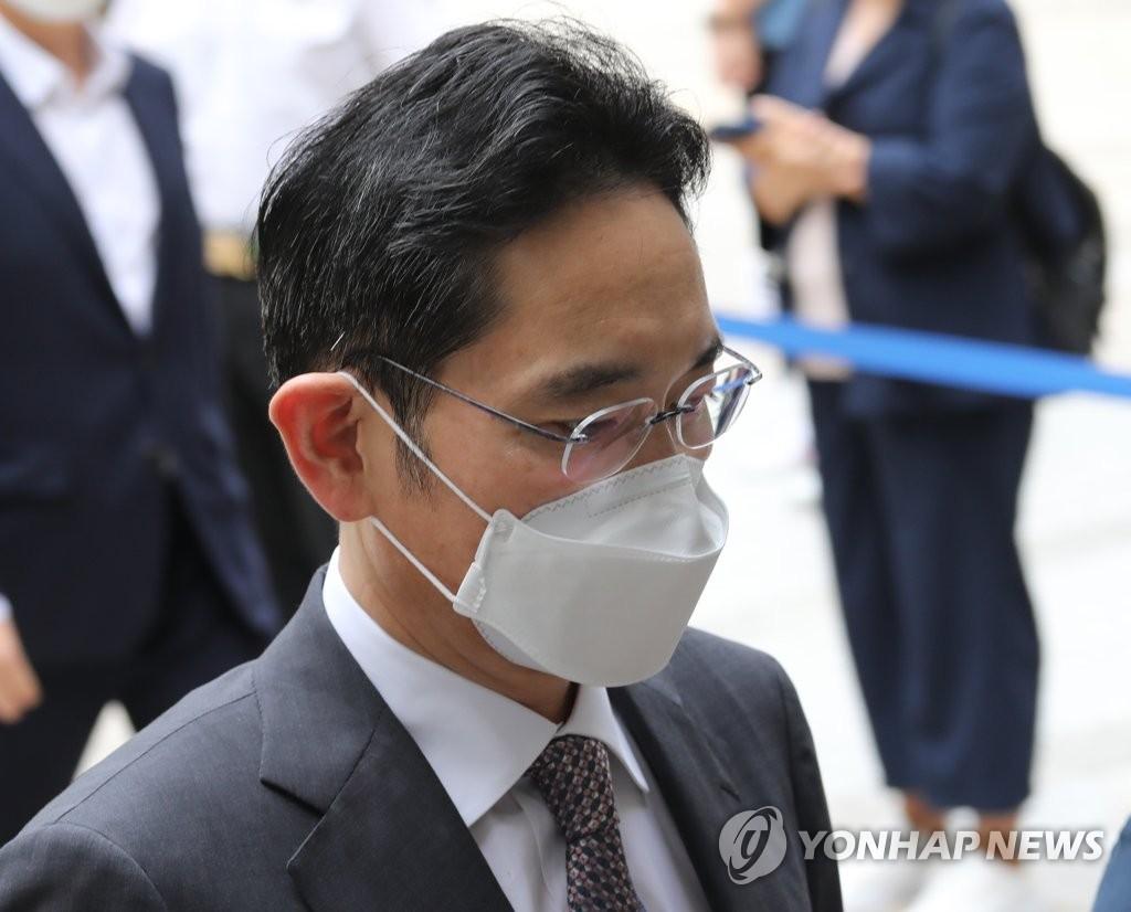三星李在鎔非法注射麻醉藥案庭審推遲至下月