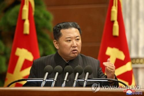 金正恩主持勞動黨政治局會議強調疫情防控