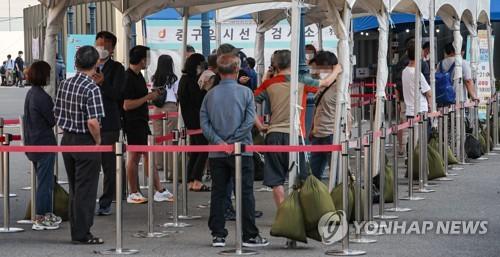 詳訊:韓政府研判第四波大流行本月將達峰值