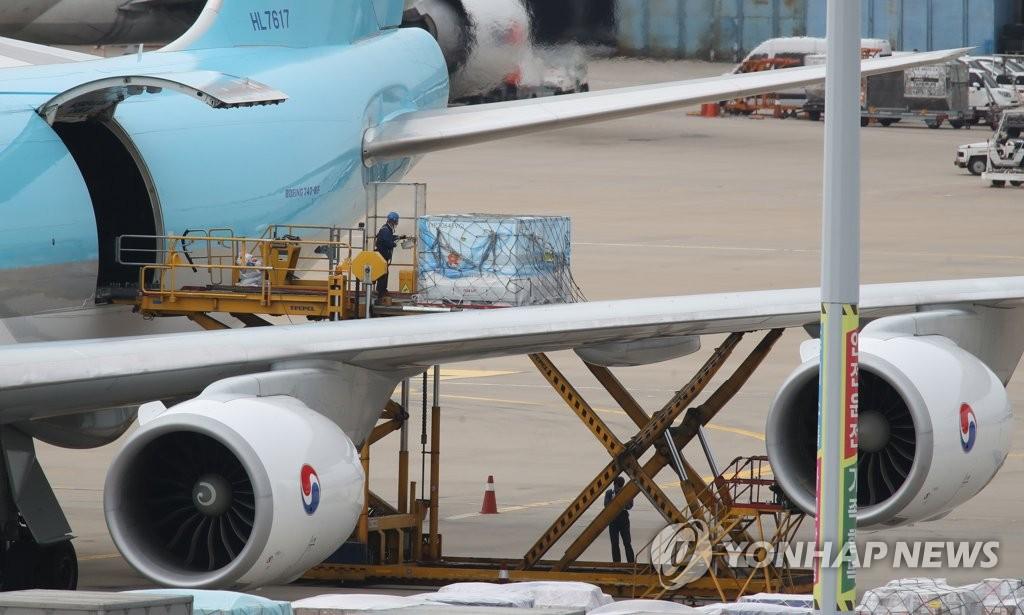 南韓直購莫德納疫苗中87.1萬劑明將到貨