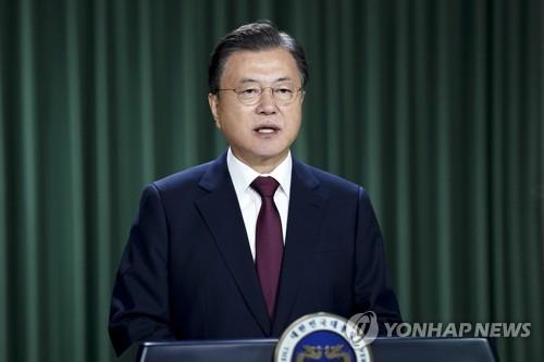 文在寅:南韓首劑新冠疫苗接種率已達70%