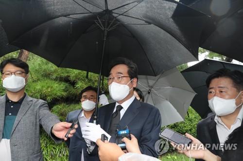 韓執政黨前黨首李洛淵將辭去議員職務全力備選