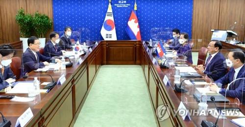 詳訊:韓湄公外長線上開會商討恢復人員交流